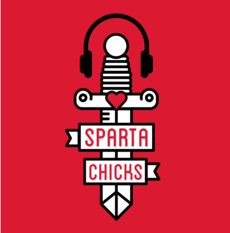 be inspired by sparta chicks radio adventure podcasts
