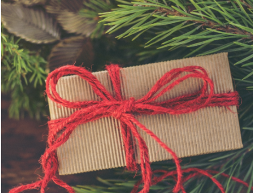 LOW WASTE GIFTS FOR AN ECO-FRIENDLY CHRISTMAS