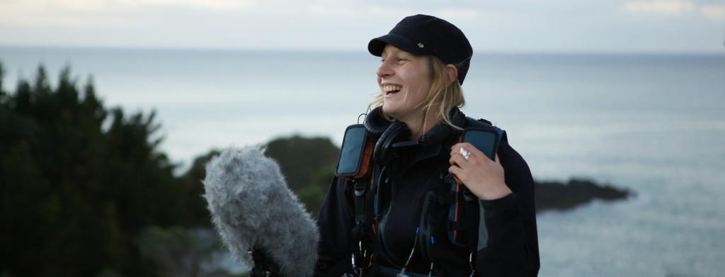women in adventure filmmaking
