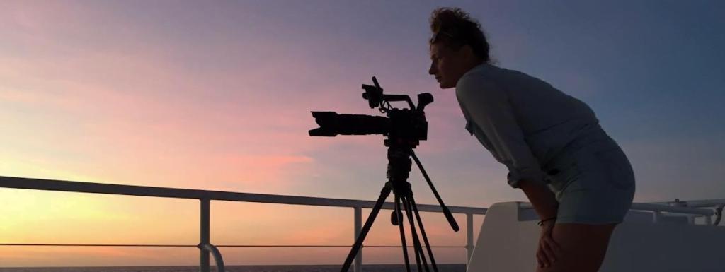 adventure filmmaking for women