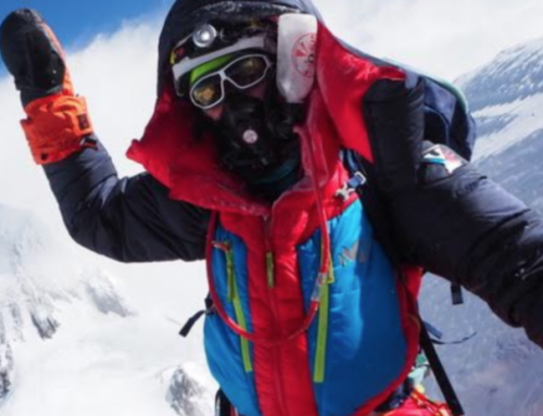 CLIMBING EVEREST WITH MARIAM KTIRI