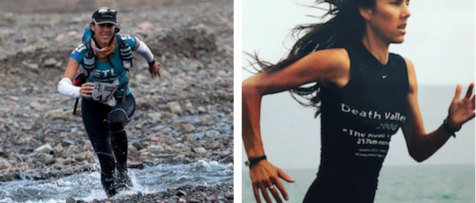 LISA TAMATI Gutsy Girls from NZ likes to run